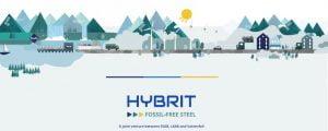 هایبریت، فولادسازی بدون سوخت فسیلی